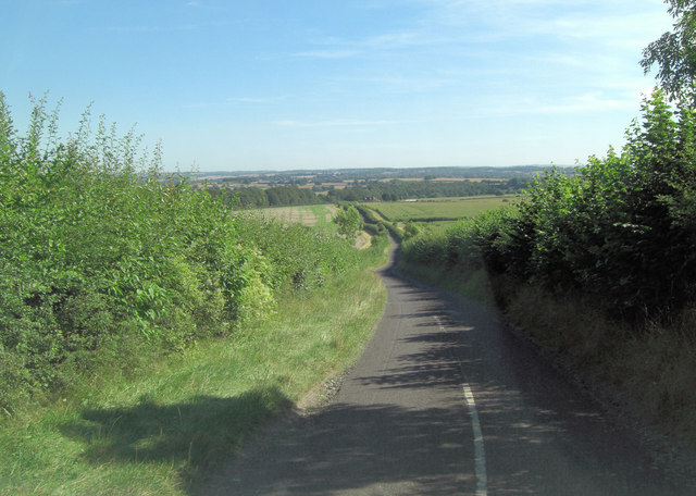 Unnamed lane to Abbotstone