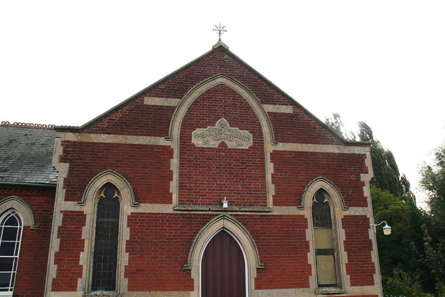 Primitive Methodist Chapel, Lakes End