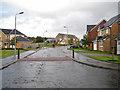 NS5026 : Fernlea Avenue, Mauchline by Richard Dorrell