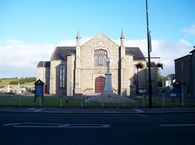 The Mourne Presbyterian Church, Kilkeel