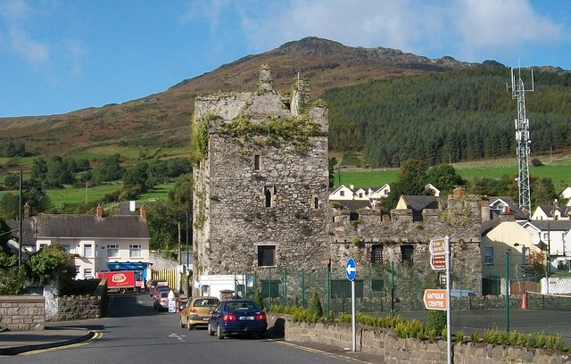 Taaffe's Castle, Carlingford