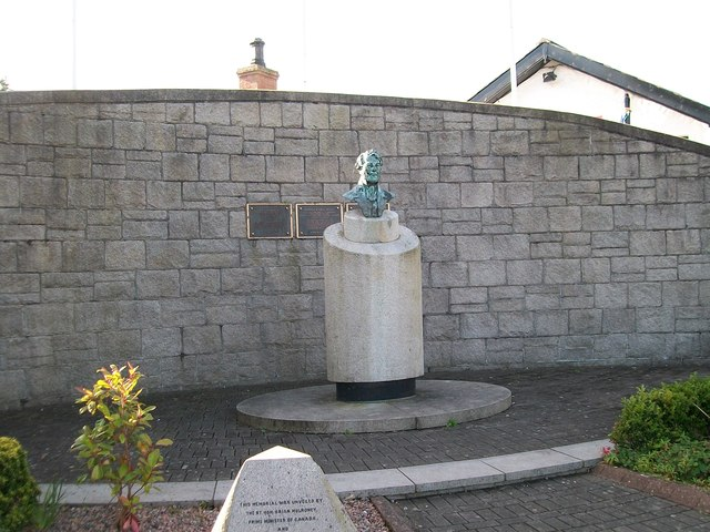Monument to Thomas D'Arcy McGee