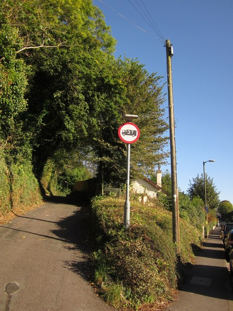 Combe Lane, Torquay