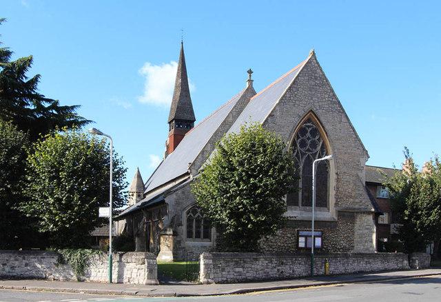 St Andrew, St Andrews Road, Romford