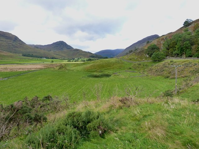 Glen Lyon, looking west