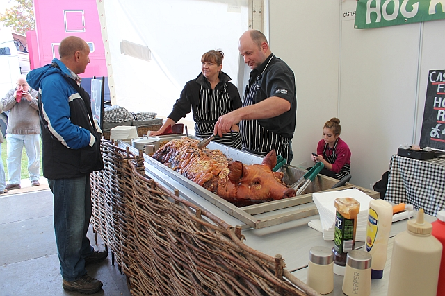 Dish of the Day, The Autumn Show, Malvern