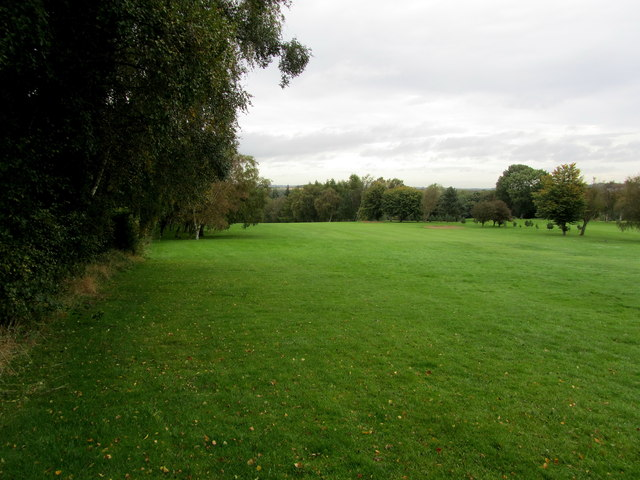 A Corner of Sandmoor Golf Course