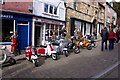 SK9771 : Born Again Mods Meeting, Steep Hill, Lincoln by Paul Buckingham