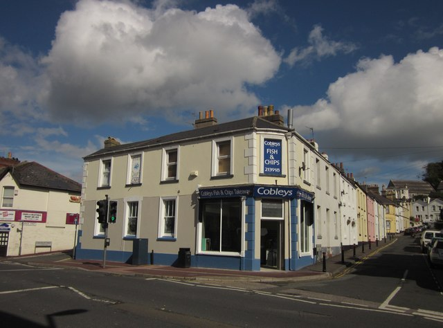 Cobleys, Torquay
