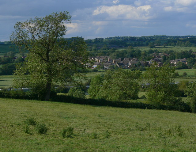 View towards Asfordby
