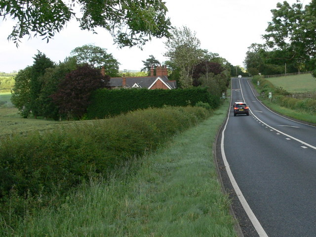 A607 towards Melton Mowbray