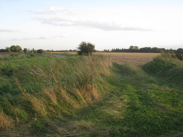 Fields off Sykes Lane