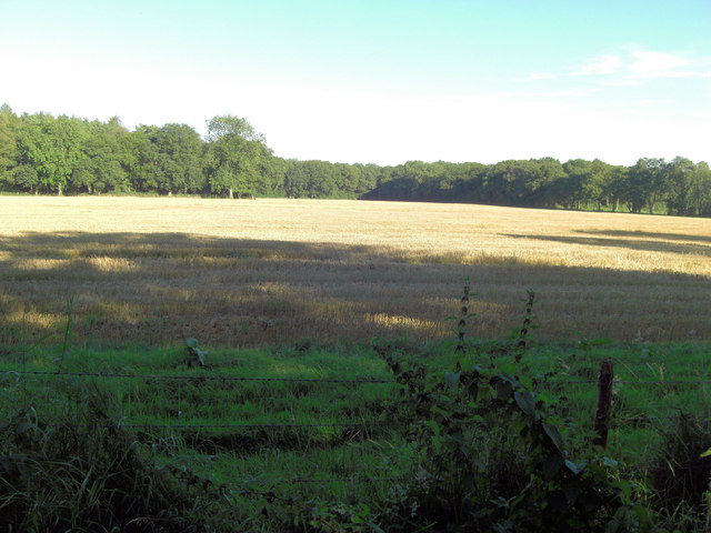 Arable land carved from Preston Oak Hills