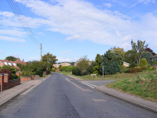 Wissett Road, Halesworth