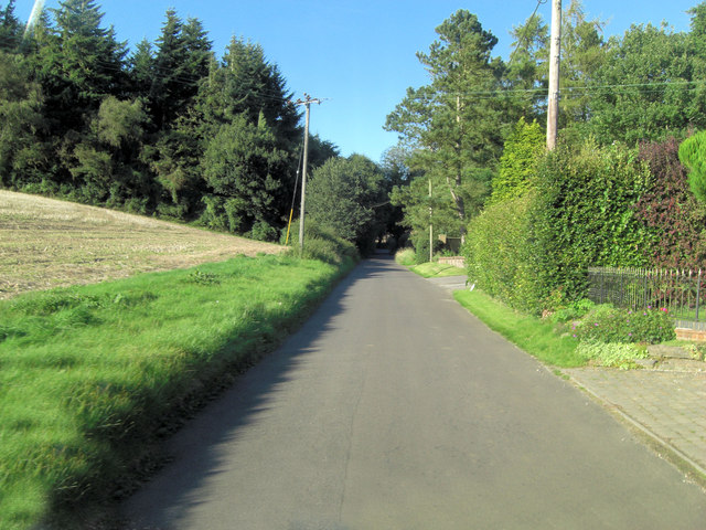 Green Lane approaches High Wood