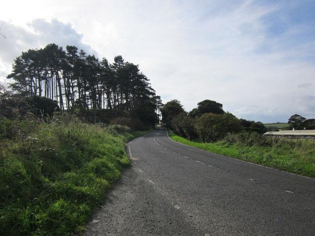 A718 to Stranraer
