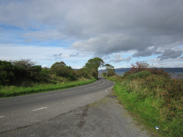 A718 to Kirkcolm