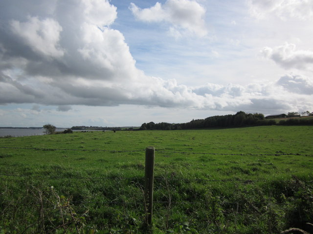 Farmland near Hillhead of Craichmore