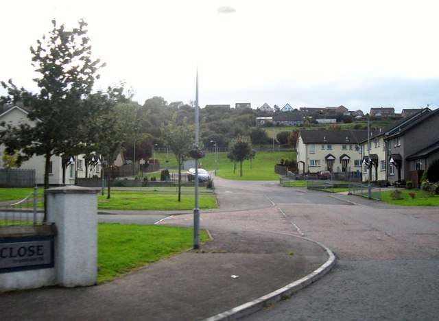 Quayside Close, Newry