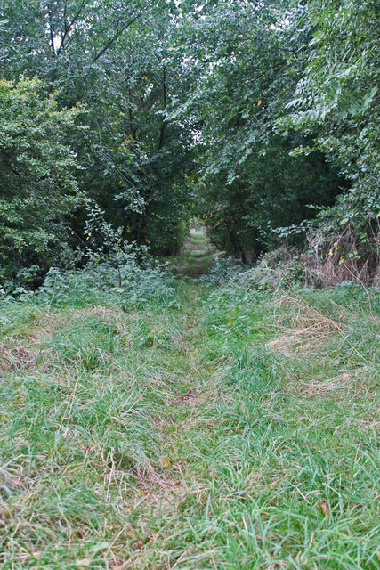 Mount Lane and Footpath