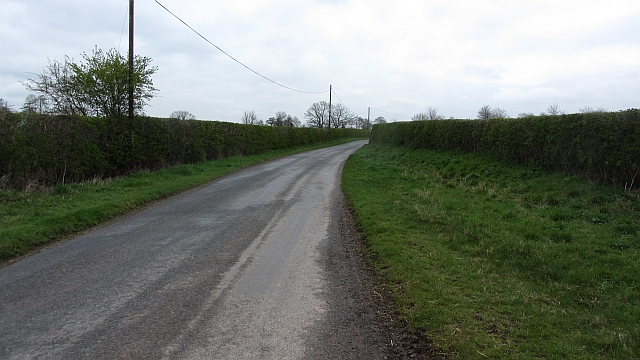 A road in Corvedale