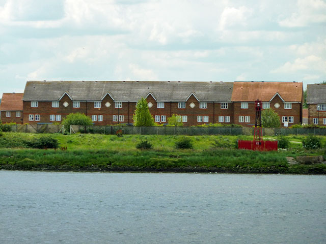 Houses, Thamesmead