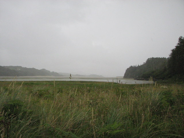 The Back Strand, Ards Forest Park