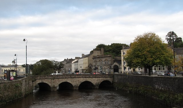 Sugar Island Bridge, Newry