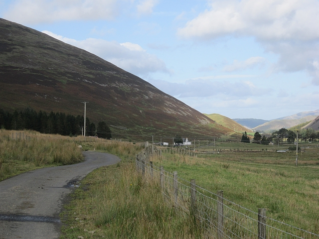 Road from Manorhead