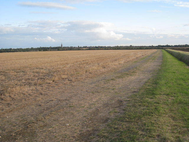 View towards Heckington