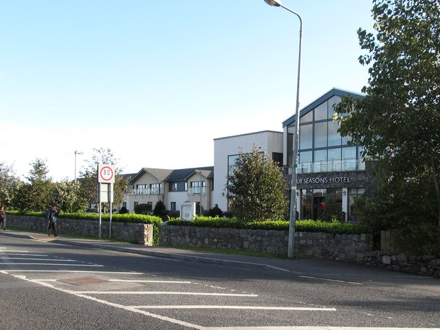 The Four Seasons Hotel, Carlingford