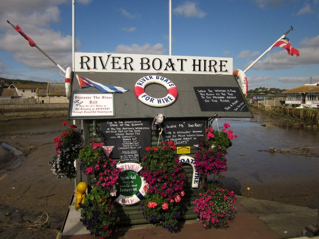 River Boat Hire, West Bay