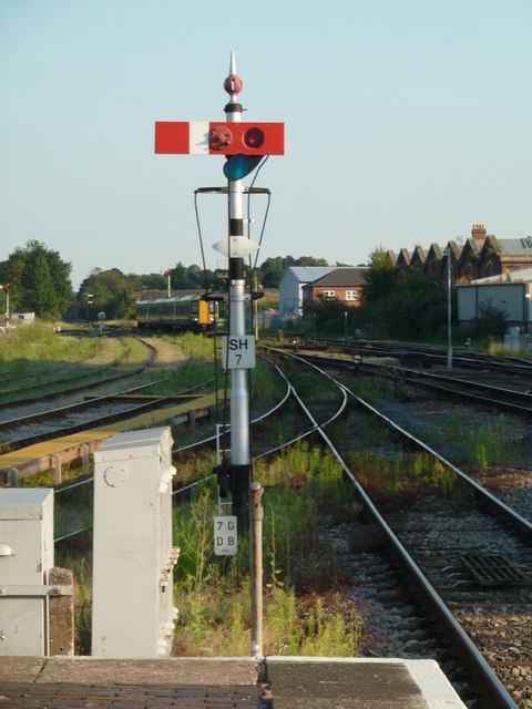 Worcester Shrub Hill Station