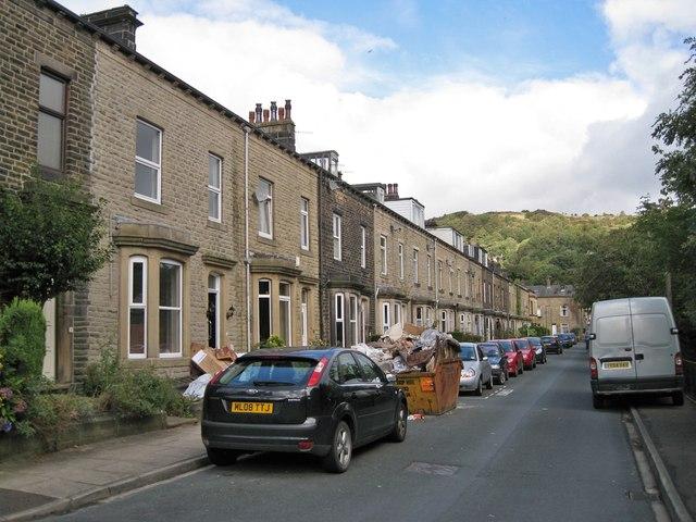 Byrom Street, Todmorden