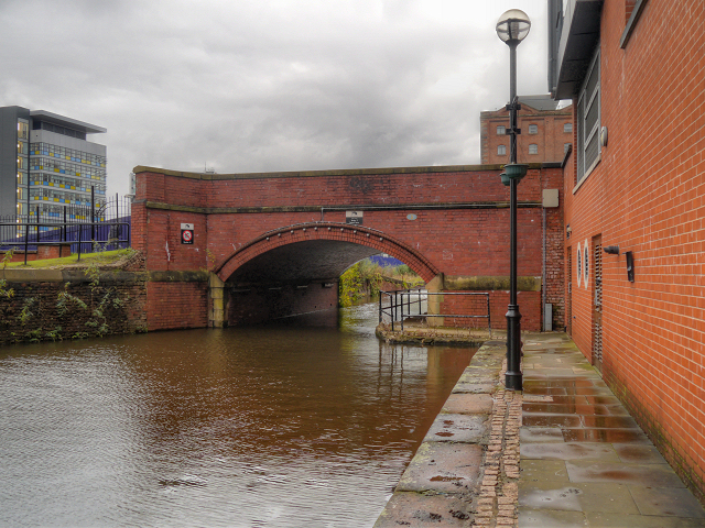Ashton Canal, Bridge#2 (Jutland Street Bridge)