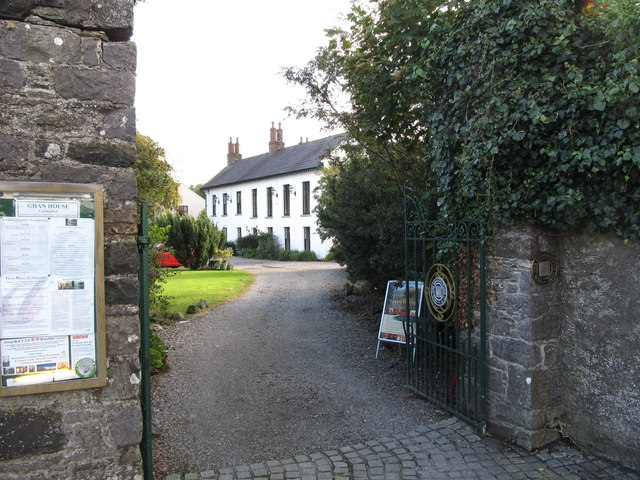 Ghan House, Carlingford