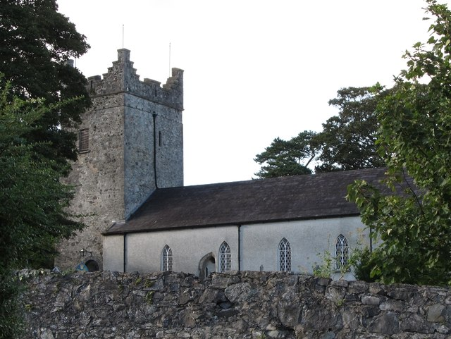 The former Holy Trinity Church, Carlingford
