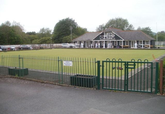 Brecon Bowling Club