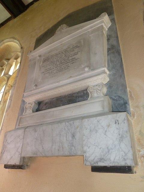 Sydling St Nicholas: memorial (12)