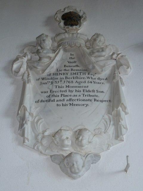 Sydling St Nicholas: memorial (18)
