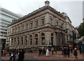 SP0786 : Waterstones bookshop, New Street by Andrew Hill