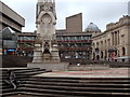 SP0686 : Chamberlain Square, Birmingham by Andrew Hill