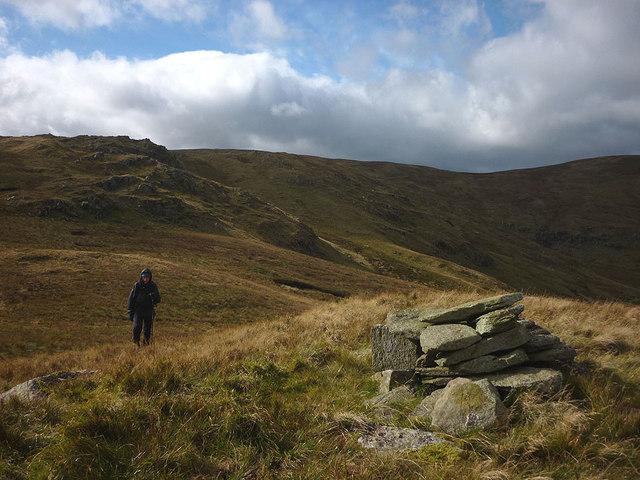 Cairn on Nabs Moor