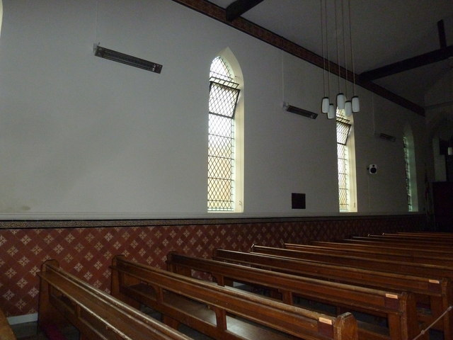 Inside St James, Holt (d)