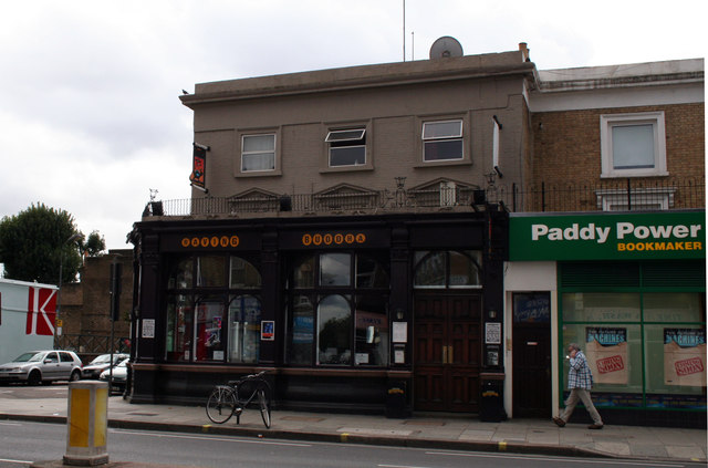 Shepherd's Bush:  The 'Raving Buddha'