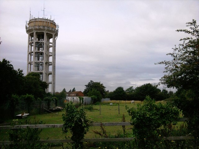 Trimley Water Tower