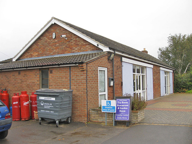 Silverwood tearoom, restaurant and garden room, Long Sutton
