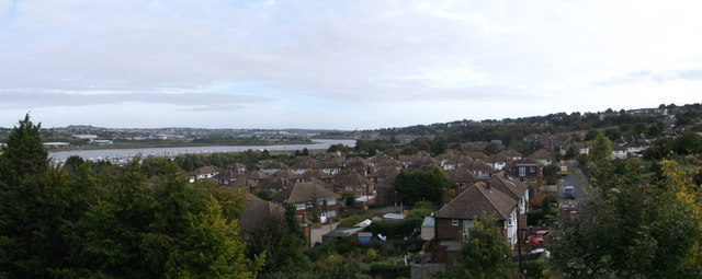 River Medway Panorama