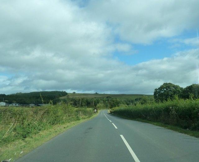 B6357 approaching Archerbeck