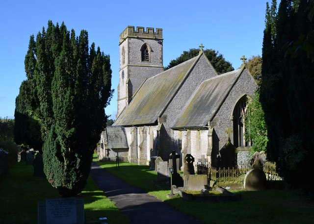 St Thomas's Church in Biggin